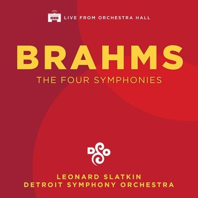 Brahms: The Four Symphonies