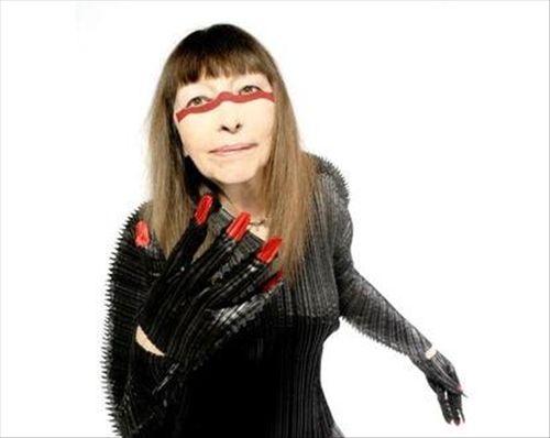 Brigitte Fontaine.