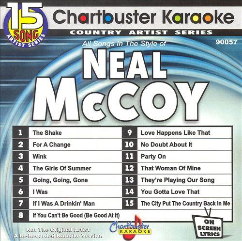 Chartbuster Karaoke: Neil McCoy