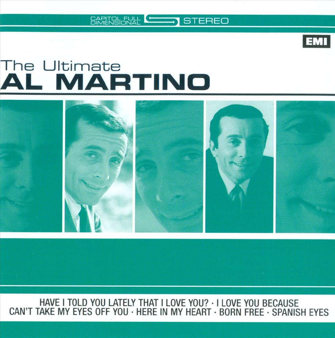 The Ultimate Al Martino