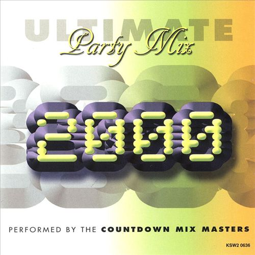 Ultimate Party Mix 2000, Vol. 2