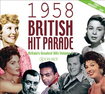 The 1958 British Hit Parade, Pt. 1: January-June
