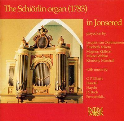 Schiorlin Organ in Jonsered