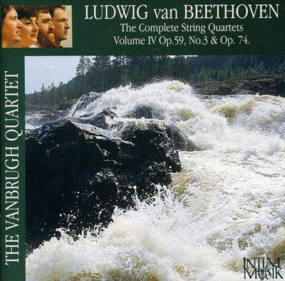 Beethoven: Complete String Quartets, Vol. 4