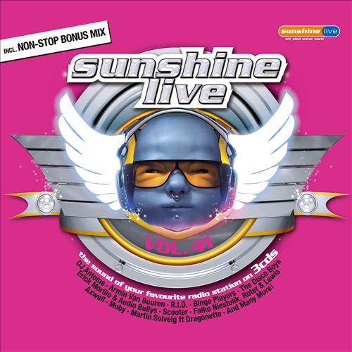 Sunshine Live, Vol. 41