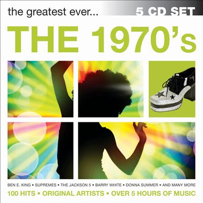 The Greatest Ever... The 1970's