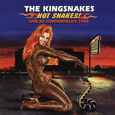 Hot Snakes!