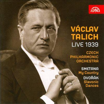 Smetana: My Country; Dvorák: Slavonic Dances
