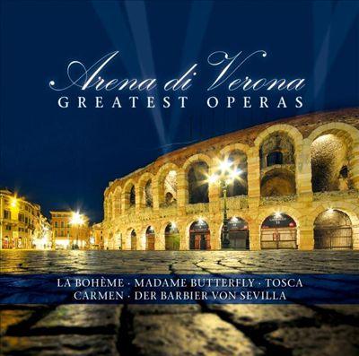 Arena di Verona: Greatest Operas