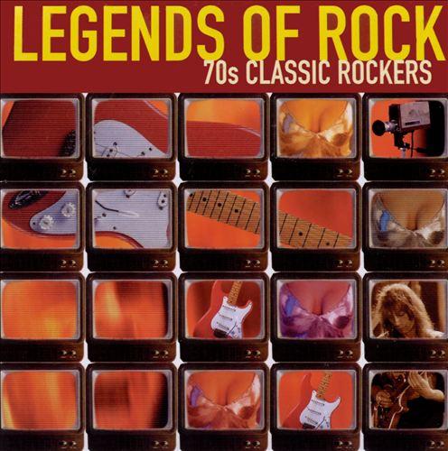 Legends of Rock: '70s Classic Rockers