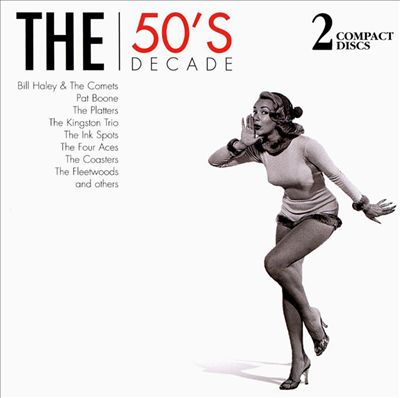 Forever Gold: 50's Decade