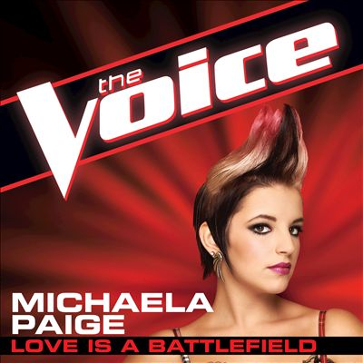 Love Is a Battlefield [The Voice Performance]