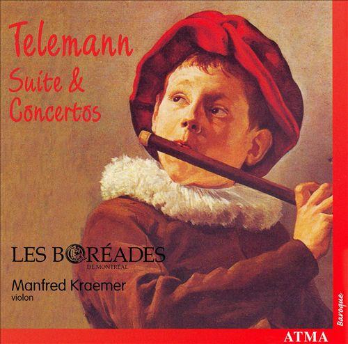 Telemann: Suite & Concertos