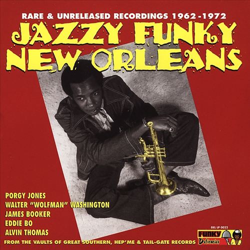 Jazzy Funky New Orleans