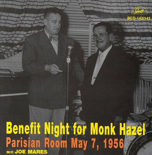 Benefit Night/Parisian Room May 7, 1956