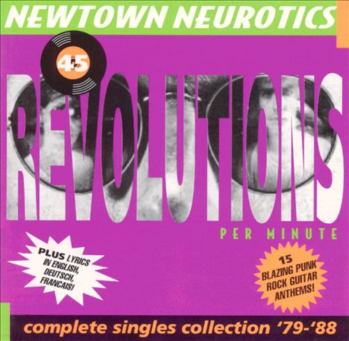 45 Revolutions a Minute: Singles 1979-1984