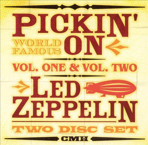 Pickin' on Led Zeppelin, Vol. 1-2