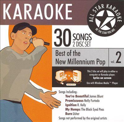 Karaoke: Best of the New Millenium Pop, Vol. 2