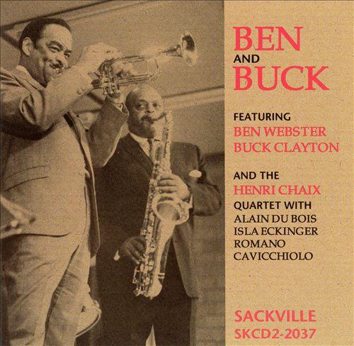 Ben and Buck [Sackville]