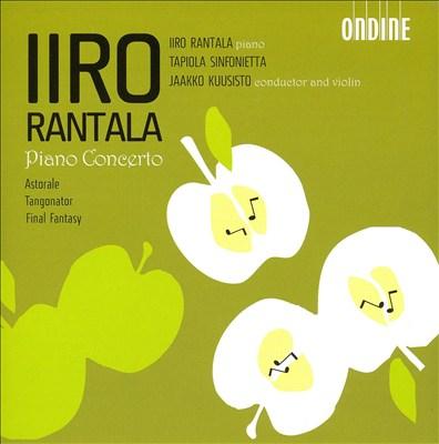 Iiro Rantala: Piano Concerto