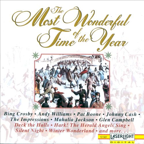 The Most Wonderful Time of the Year [Laserlight 1-CD]