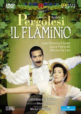 Pergolesi: Il Flaminio [Video]