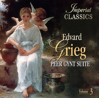 Grieg: Peer Gynt Suites Nos. 1 & 2; Piano Concerto, Op. 16