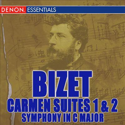 Bizet: Carmen Suites Nos. 1 & 2; Symphony in C