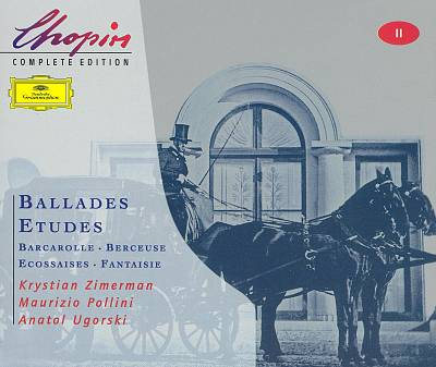 Chopin: Ballades & Etudes