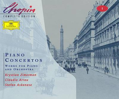 Chopin: Piano Concertos; Works for Piano & Orchestra