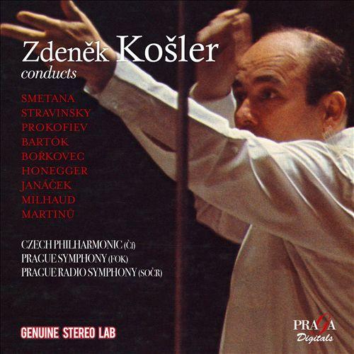 Tribute to Zdenek Kosler