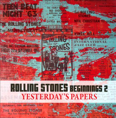 Rolling Stones Beginnings, Vol. 2: Yesterday's Papers