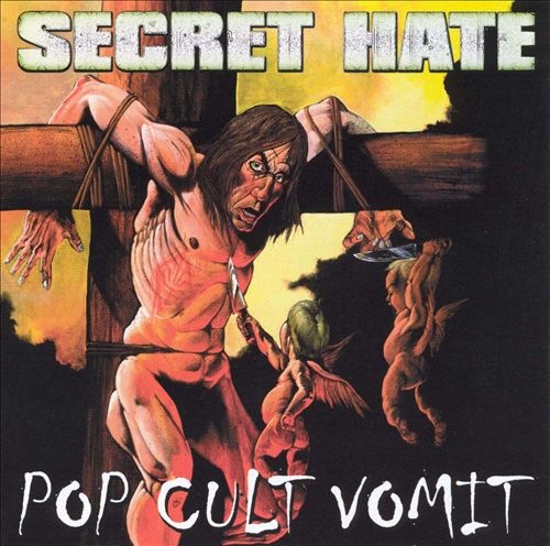 Pop Cult Vomit