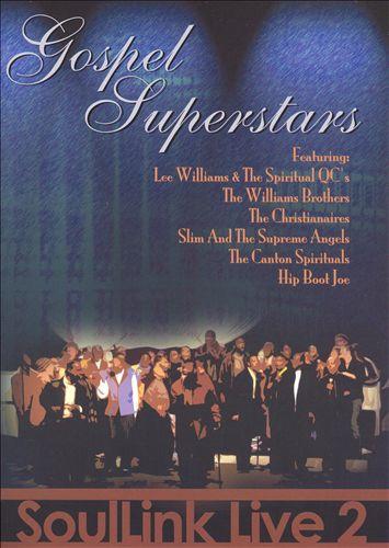 Gospel Superstars: Soullink Live 2 [DVD]