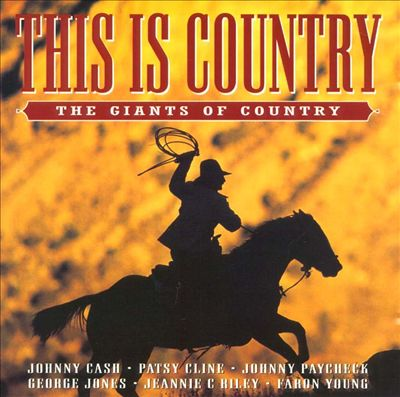 This Is Country: Giants of Country [Cleopatra/Big Eye]