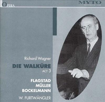 Wagner: Die Walküre, Act 3