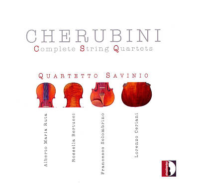 Cherubini: Complete String Quartets
