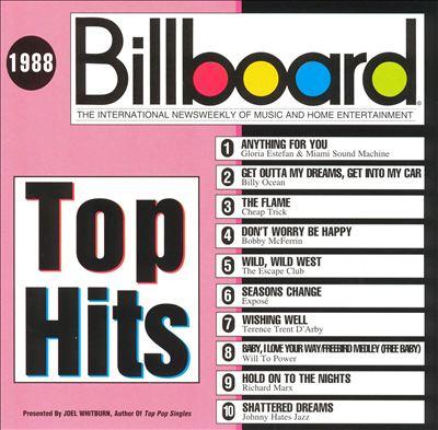 Billboard Top Hits: 1988