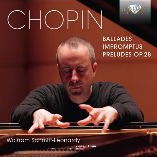 Chopin: Ballades; Impromptus; Preludes, Op. 28