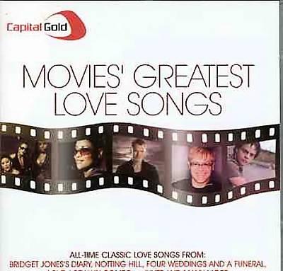 Movies Greatest Love Songs [Universal Music TV]