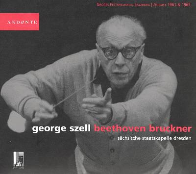 George Szell conducts Beethoven, Bruckner