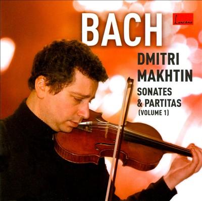 Sonates & Partitas, Vol. 1