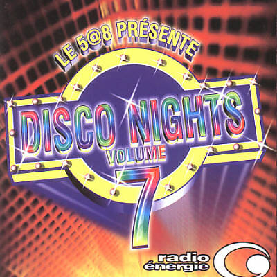 Disco Nights, Vol. 7 [Zyx]