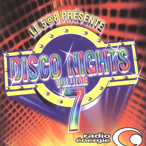 Disco Nights, Vol. 7 [Zyx]