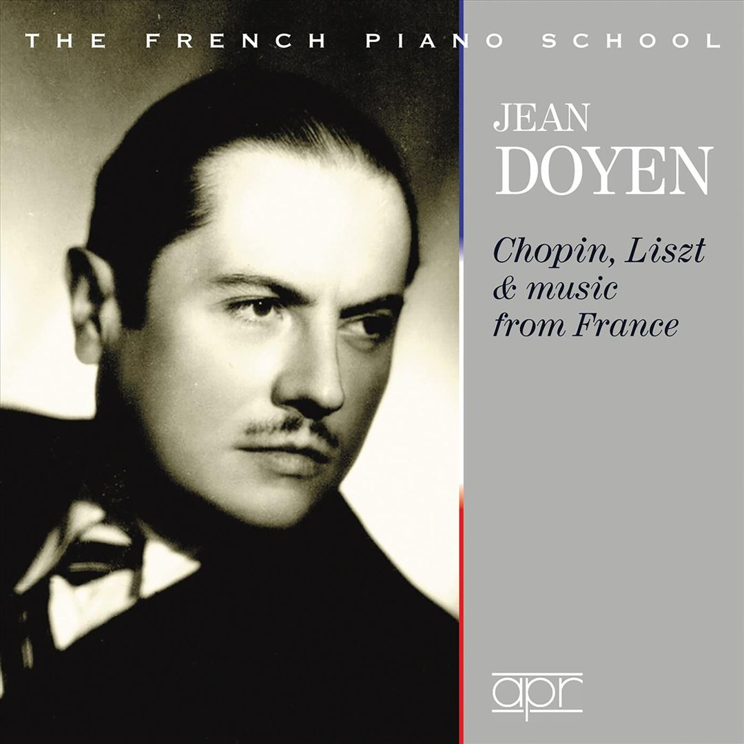Chopin, Liszt & Music from France