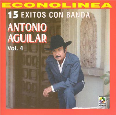 15 Exitos Con Banda, Vol. 4