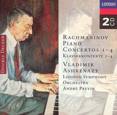 Rachmaninov: Piano Concertos Nos. 1 - 4 [1970-71 Recording]