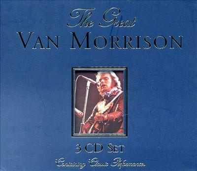 The Great Van Morrison [Red X]