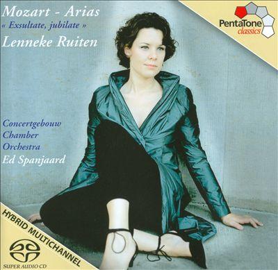 W.A. Mozart: Arias