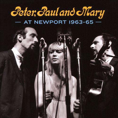 At Newport 1963-1965